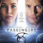 Passengers, un film de science-fiction de Morten Tyldum, avec Chris Patt et Jennifer Lawrence...