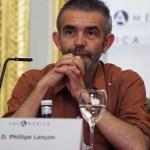Philippe Lançon, Madrid, juin 2019 © Casa de América