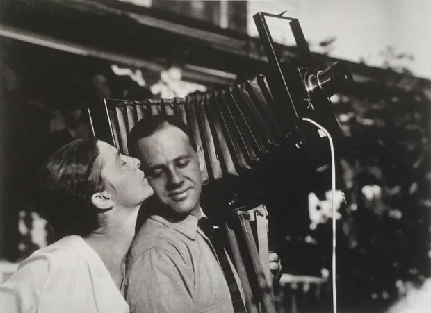 Rebecca et Paul Strand par Alfred Stieglitz en 1922