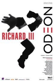 Richard III, mise en scène de Thomas Jolly, au théâtre de l'Odéon (Paris)