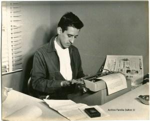 Roque Dalton © Archives de la famille Dalton