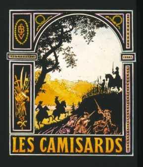 Samuel Bastide, Les Camisards. SUR LES TRACES DES CAMISARDS. Carnet de bord de Thomas Gayrard dans délibéré