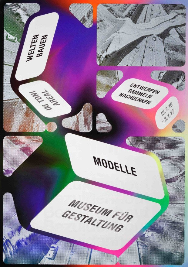 Ralph Schraivogel, 1er prix du concours d'affiches à Chaumont