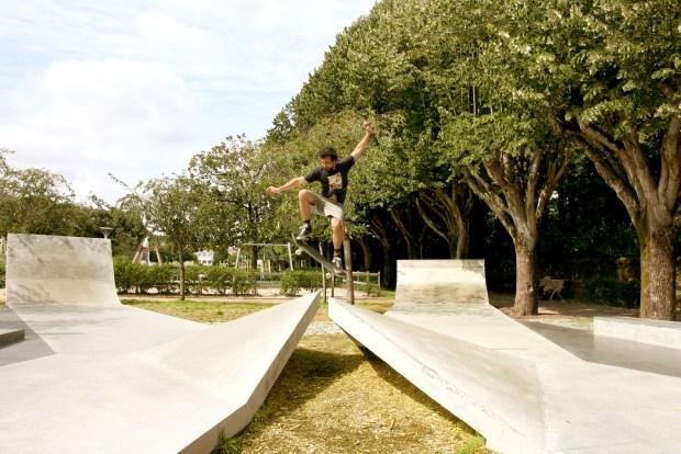Skatepark, La Roche-sur-Yon, Studio 1984, 2013