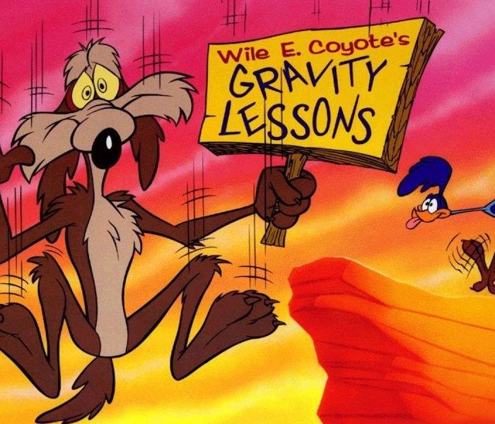 Théorie du coyote suspendu. Une chronique avéryenne de Nicolas Witkowski