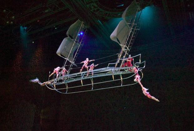 Cirque du Soleil © Tomasz Rossa