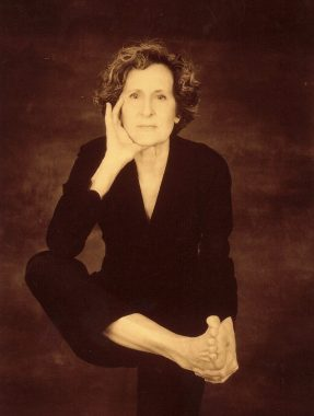 Trisha Brown © Joyce Tenneson, 2001