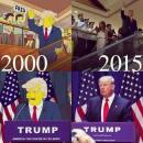 De quel film Trump est-il le nom? Épisode1: un clown de cartoon?