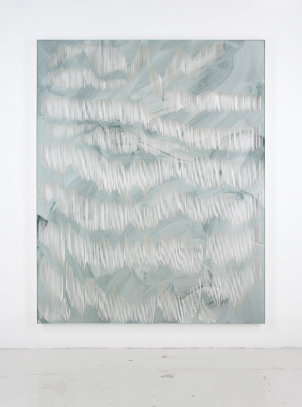 Georgia Russell, Untitled (blue II)