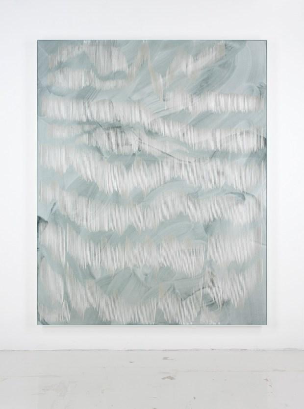 Georgia Russell, Untitled (blue II)