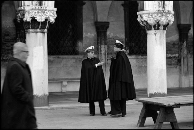 Venise 1978 - Photo ©Gilles Walusinski