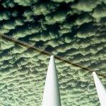Viaduc de Millau, 1994, Jacques Hondelatte © courtesy the estate of Jacques Hondelatte and Betts Project