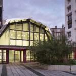 Le centre social Soleil Saint-Blaise ©Nicolas Borel