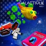 Douglas Adams, Le Guide du Voyageur Galactique, traduit de l'anglais par Jean Bonnefoy, Gallimard, coll. Folio SF, 2010. Le nombre imaginaire, chronique mathématique de Yannick Cras dans délibéré