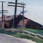 Wellfleet Road, Edward Hopper, 1931 (Collection privée)