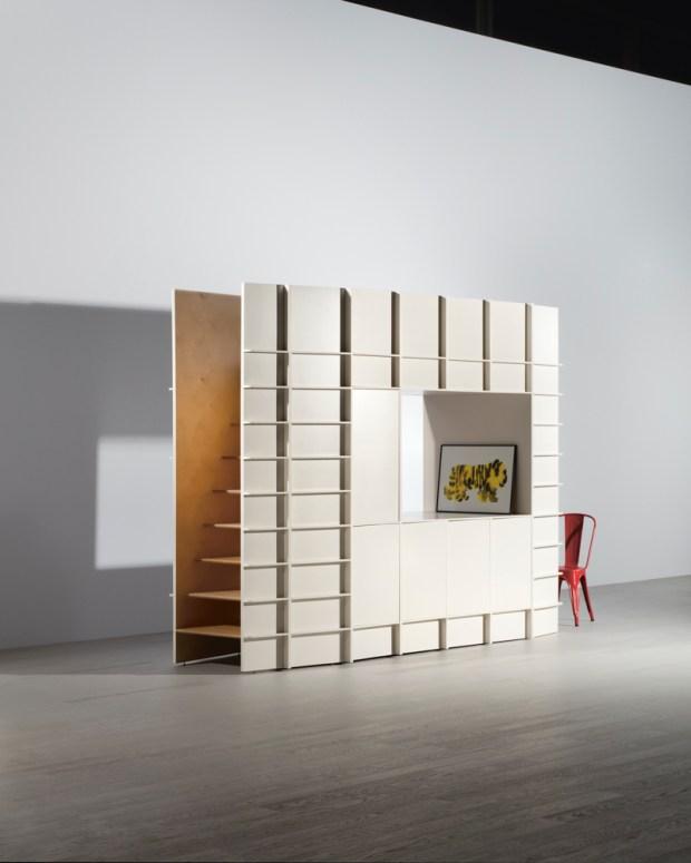Block, chambre d'appoint, de Gilles Belley © VIA 2016 - Colombe Clier
