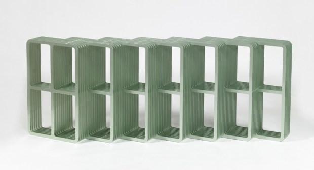 8½, Pierre Charpin, Galerie Kreo, édition limitée, 2009. ©Fabrice Gousset