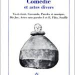 Samuel Beckett, Comédie et actes divers, Les éditions de Minuit