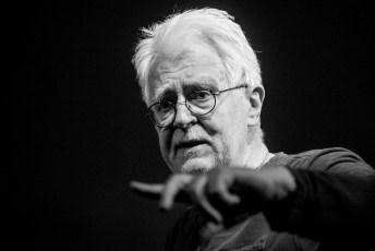 Krystian Lupa © D. Matvejev. Festival d'Avignon 2016. Critique de René Solis dans délibéré