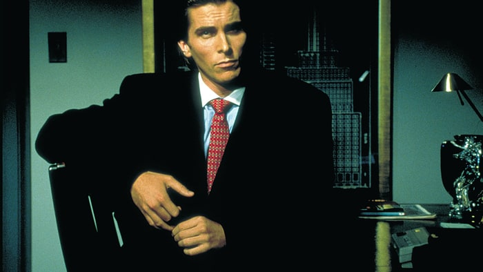 Christian Bale Dans American Psycho Ralis Par Mary Harron Daprs Le Roman De