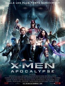 X-Men – Apocalypse, de Bryan Singer, avec Jennifer Lawrence, James Mc Avoy, Michael Fassbender... Une critique cinéma de Thomas Gayrard dans Délibéré.