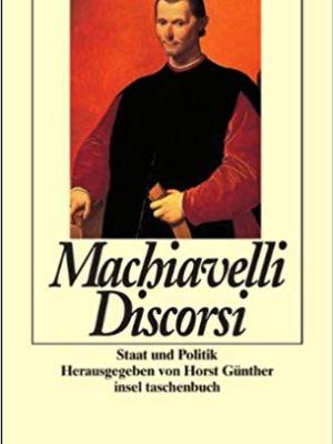 Machiavelli Discorsi