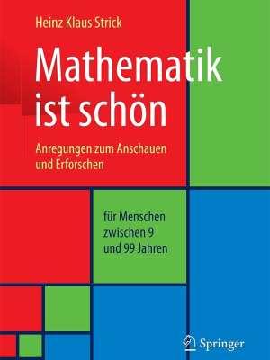 Mathematik ist schön