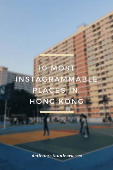 10 Most Instagrammable places in Hong Kong