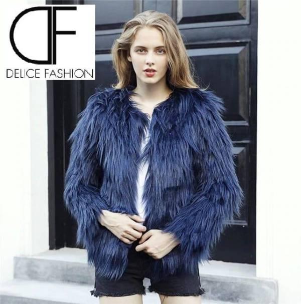 Camelia Fur – Violet