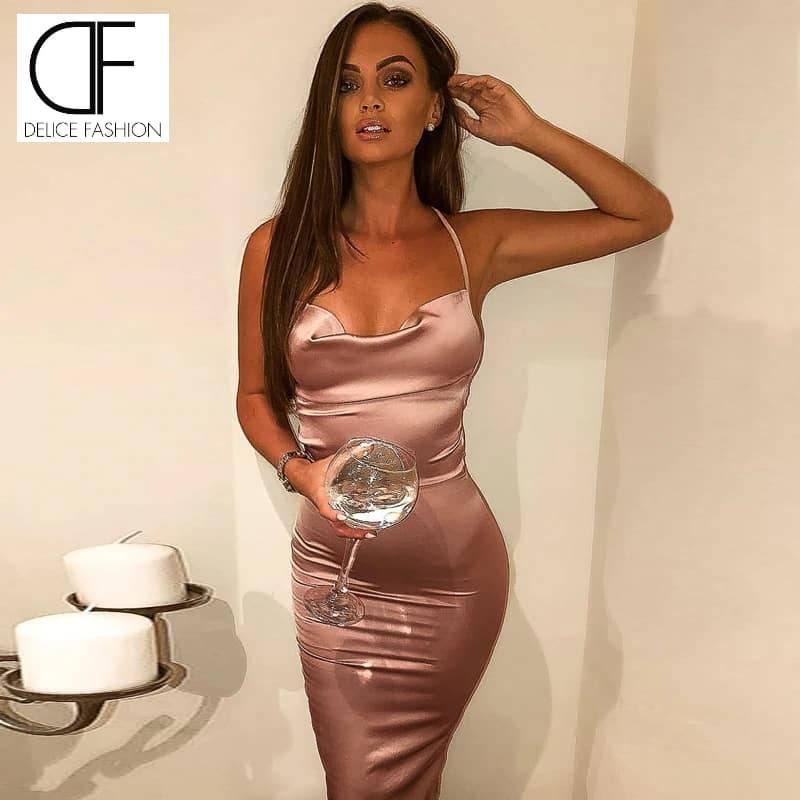 Delice- Robe elegant 41