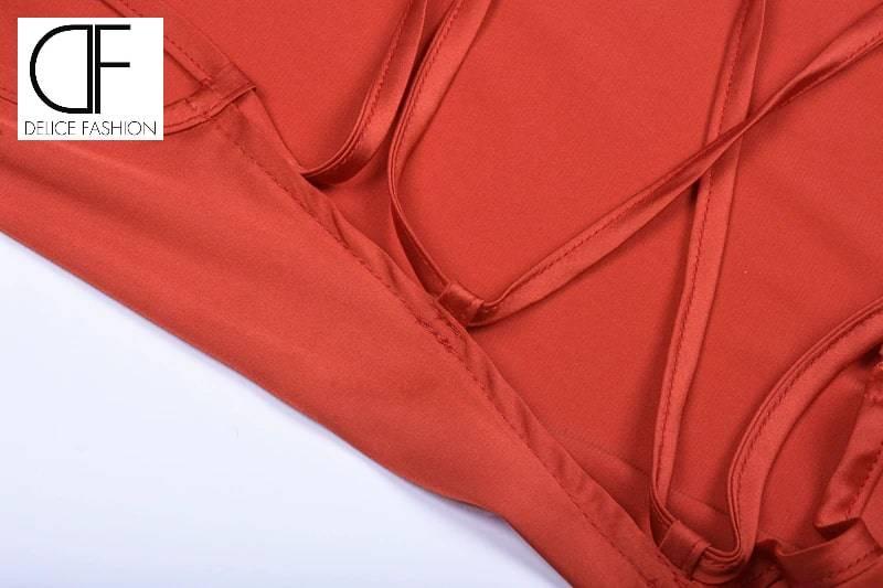 Delice- Robe elegant 44