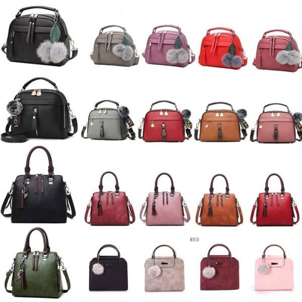 PU Leather Handbag for Women 6