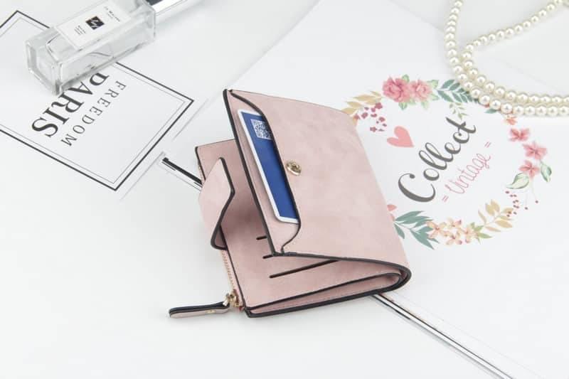 Women's Slim Casual Wallet