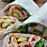Cracked Out Turkey Pinwheels Delice Recipes