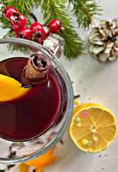Traditional Spicy Gluhwein
