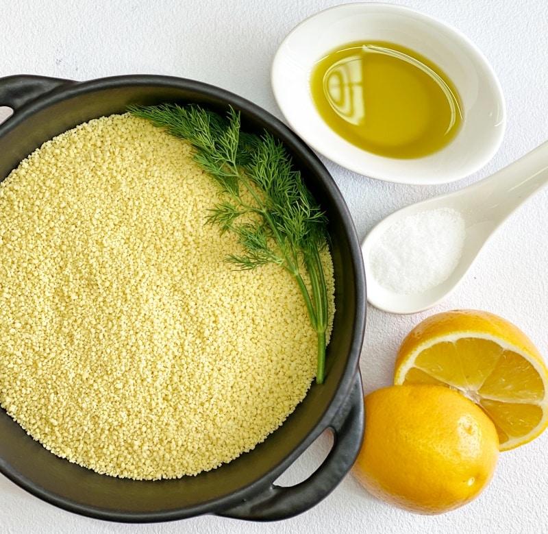 couscous ingridients