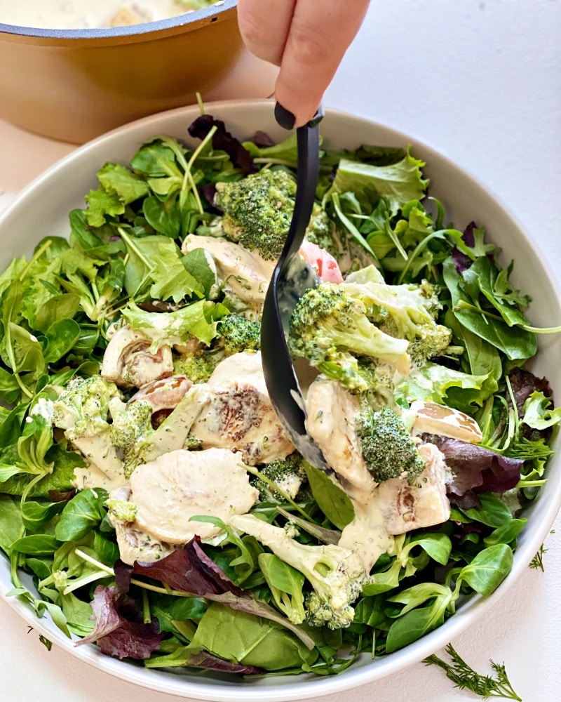 how-to-make-Chicken-broccoli-salad