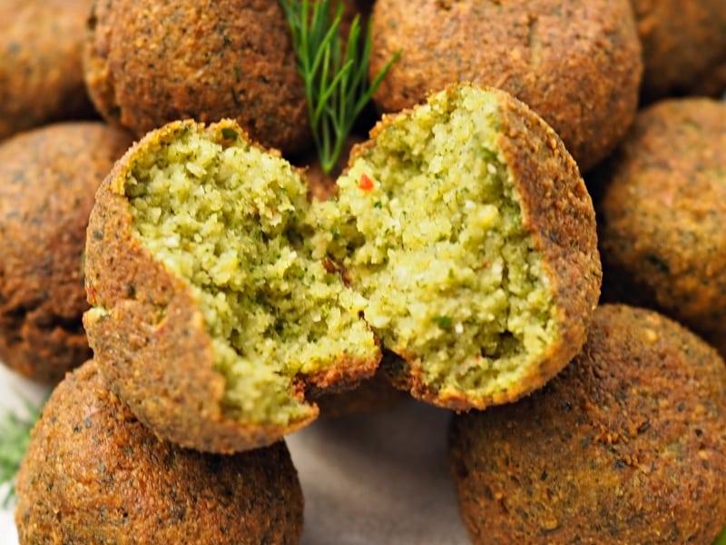 best crunchy falafel recipe