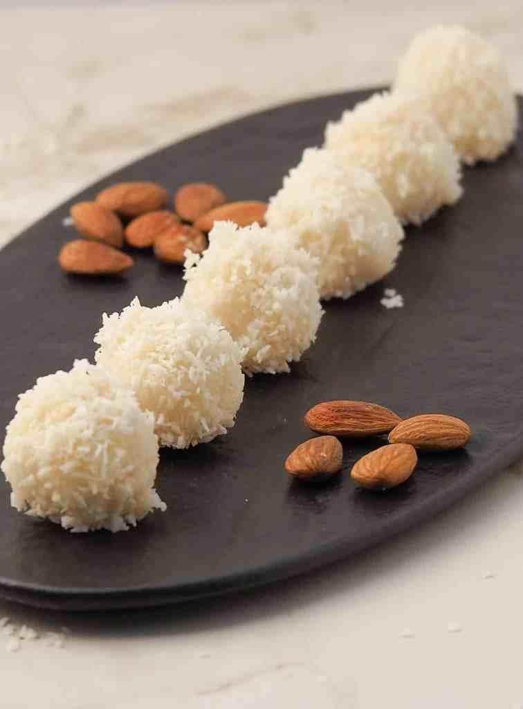 Coconut Keto Fat Bombs