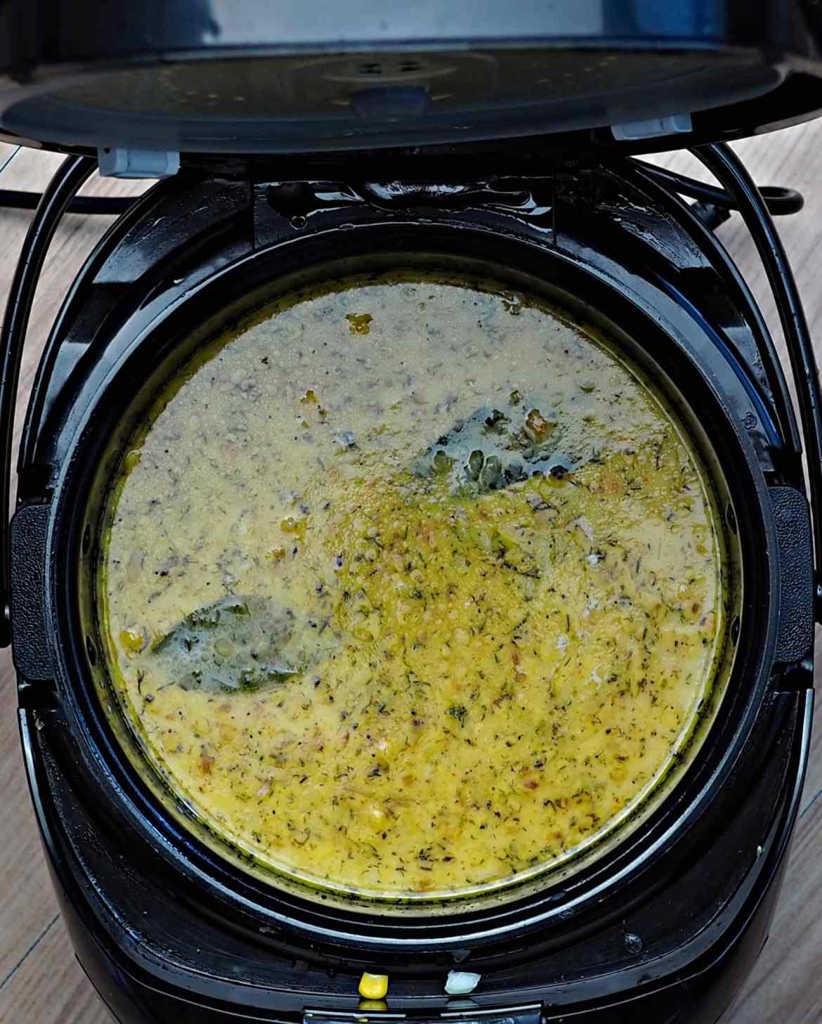 instant pot chowder recipe