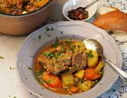 Instant pot veal stew recipe