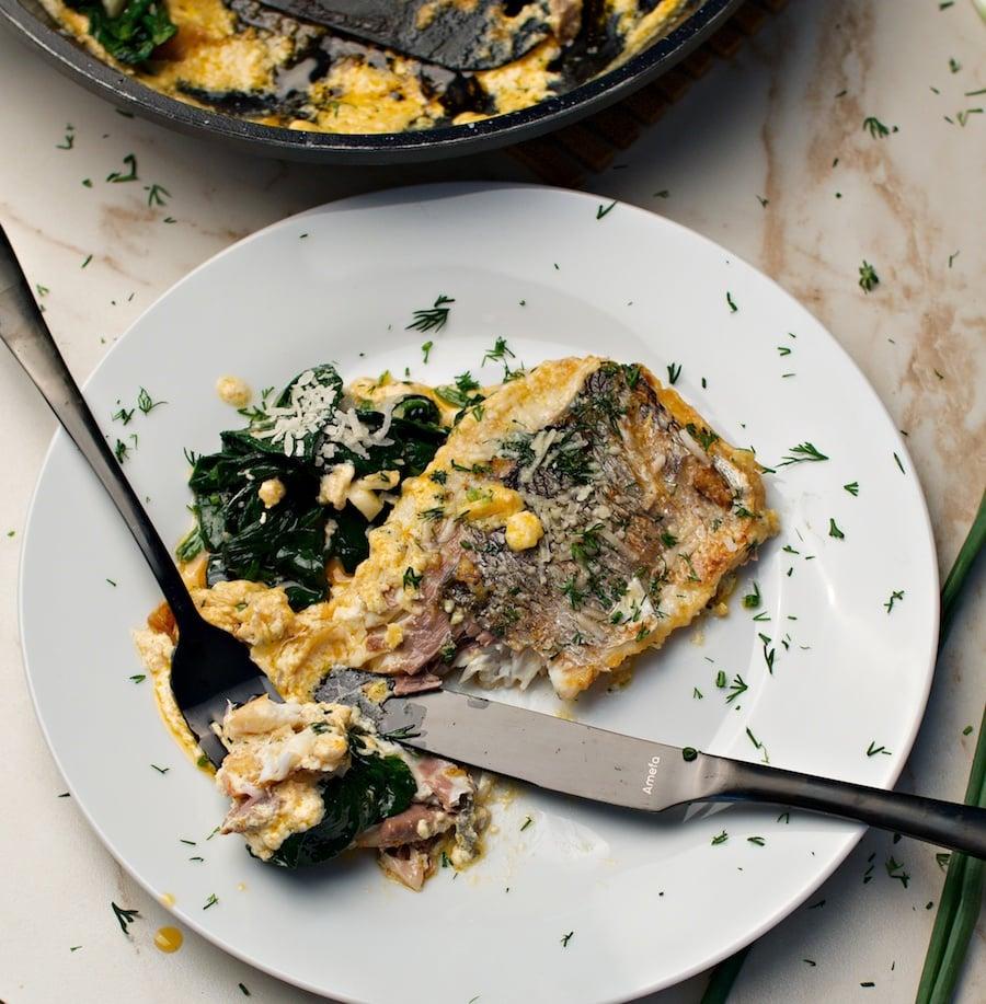 sea-bream-with-spinach-recipe