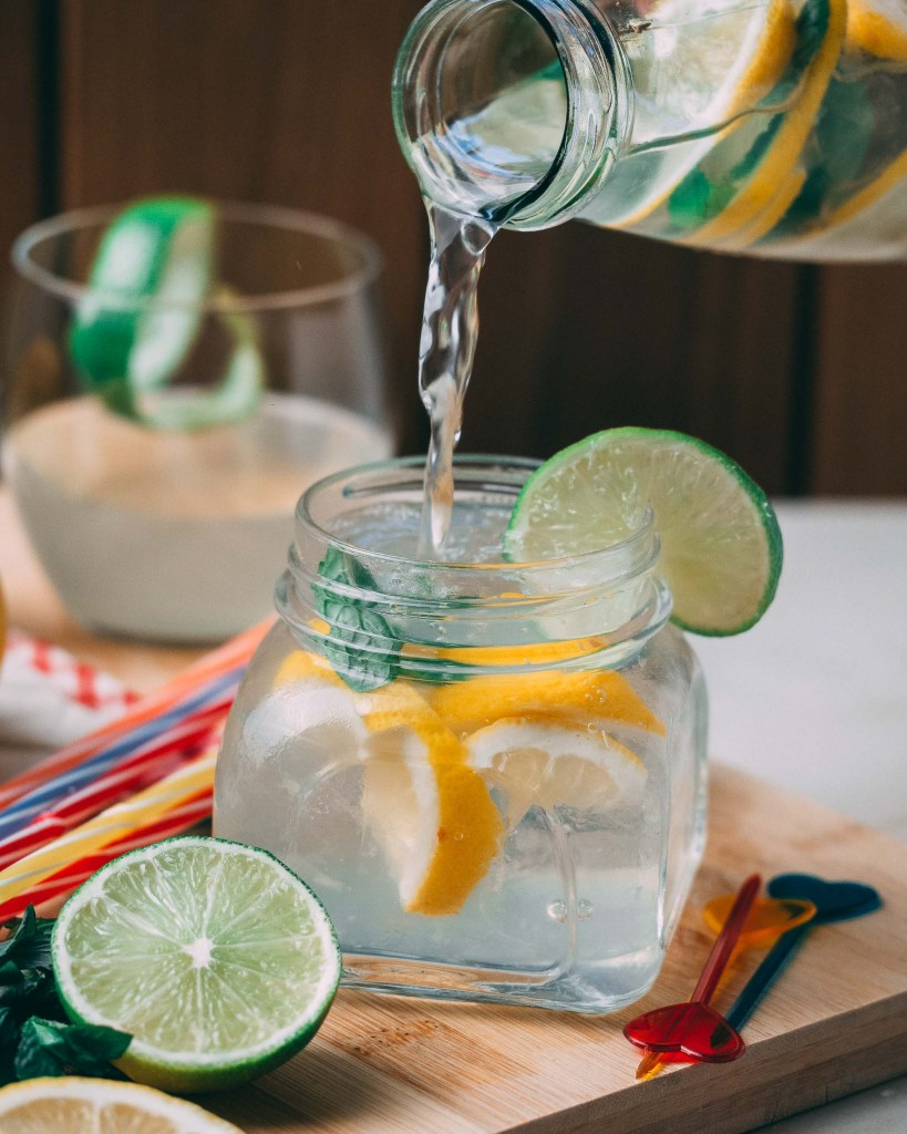 Fresh & Citrusy Lemonade Recipe