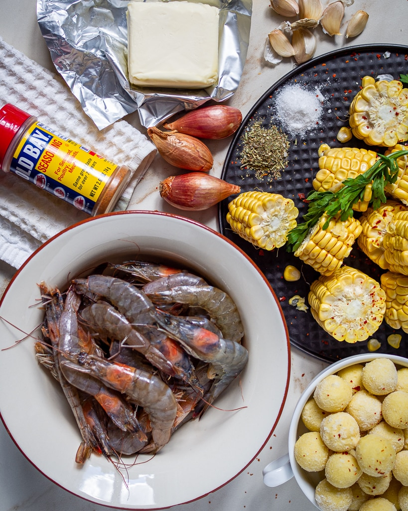 Shrimp boil
