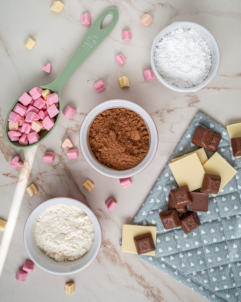 Best Homemade Hot Chocolate Mix Ingredients