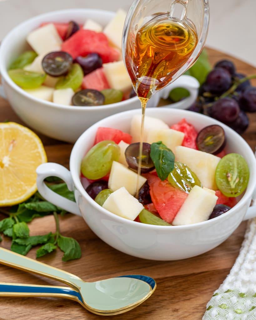 fruit bowl recipe