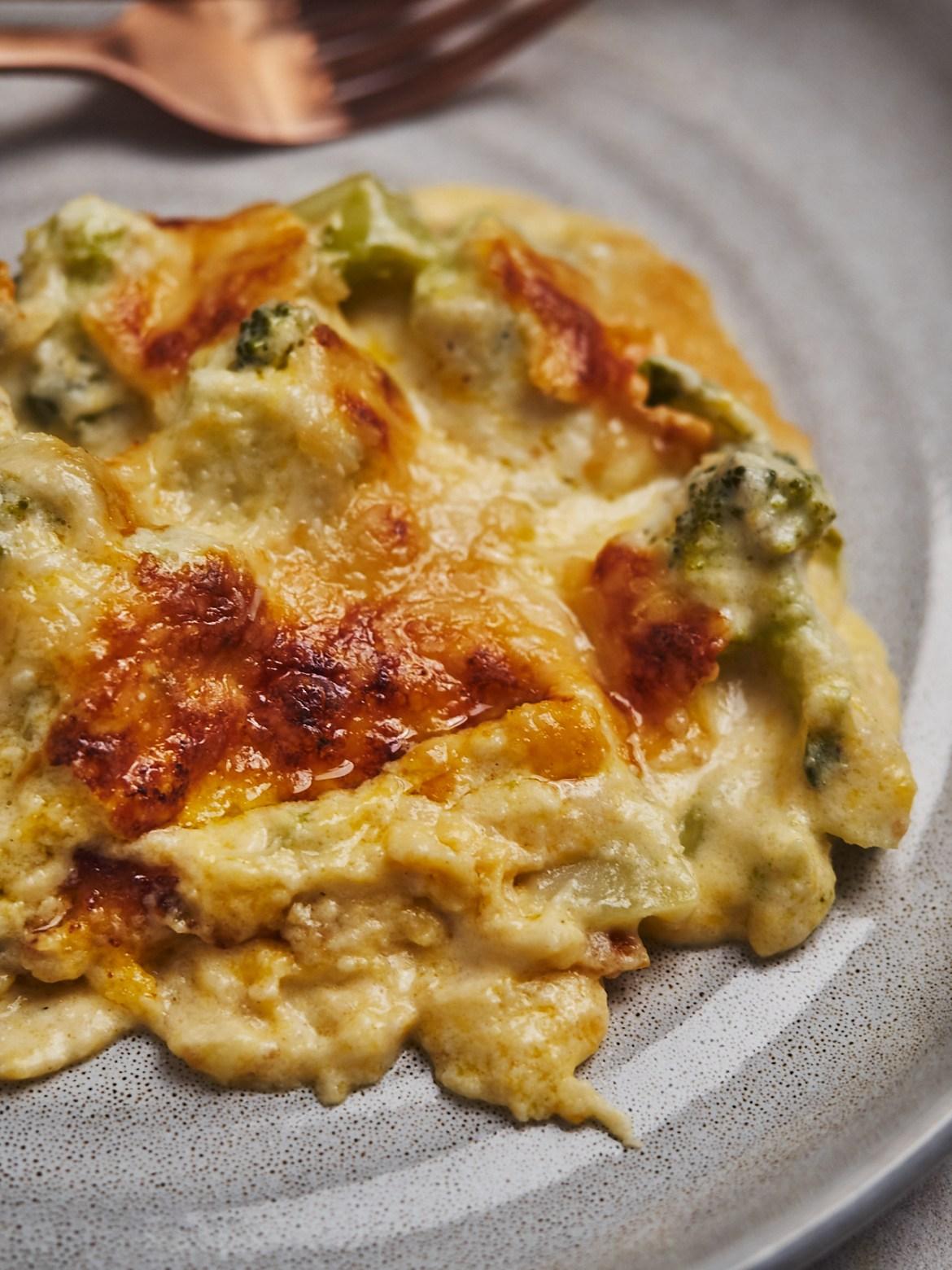 cheese broccoli casserole recipe