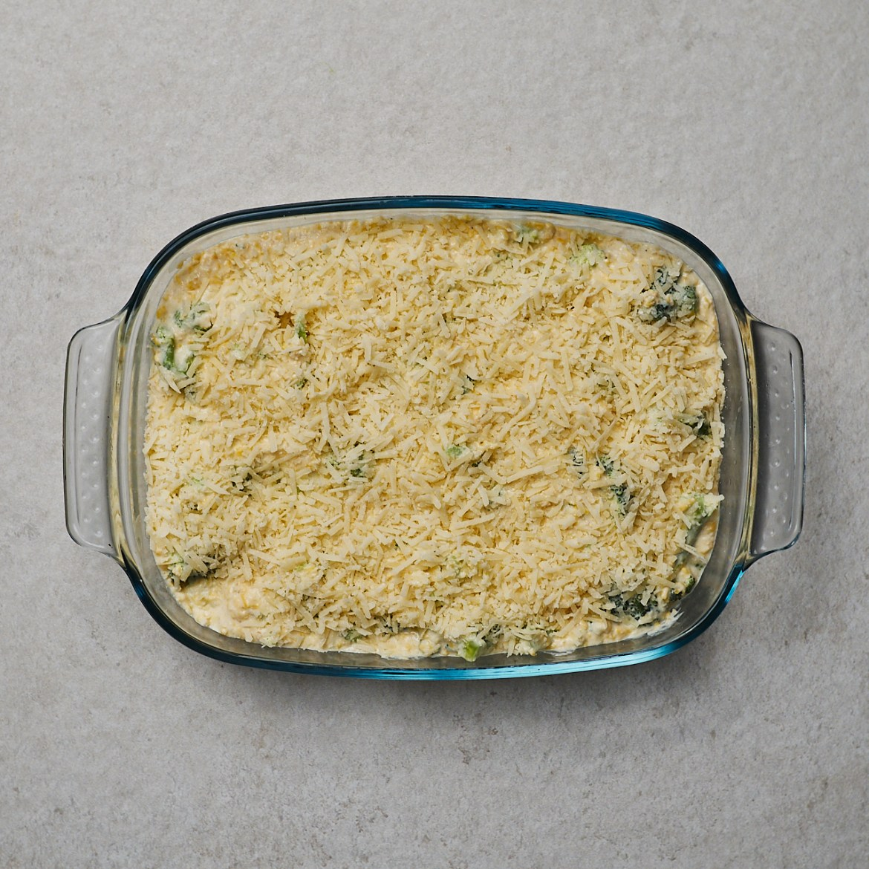 one-pot broccoli cheese
