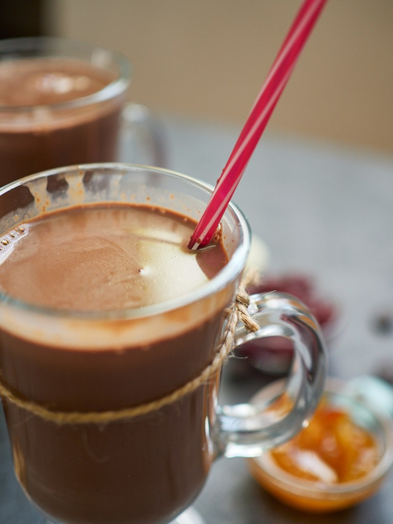 Mexican Hot Chocolate Ready In 10 Minutes!
