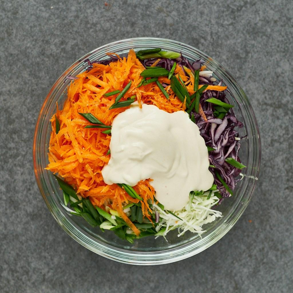 Leto coleslaw